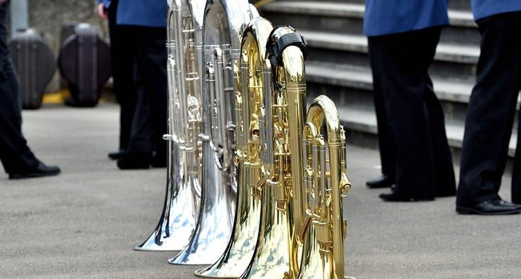 La fête jurassienne de musique à Tramelan attend près de 1'200 musiciens