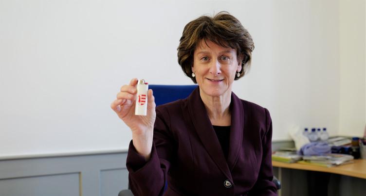 Jura, 40 ans d'égalité – Angela Fleury
