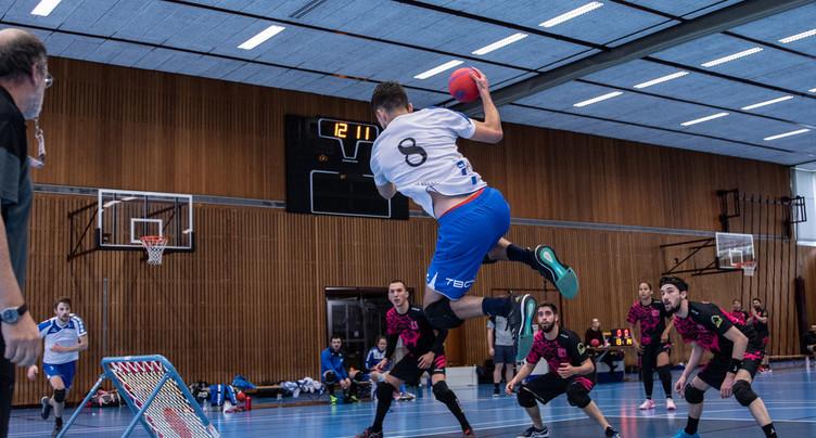 Tchoukball : la Coupe de Suisse pour La Chaux-de-Fonds