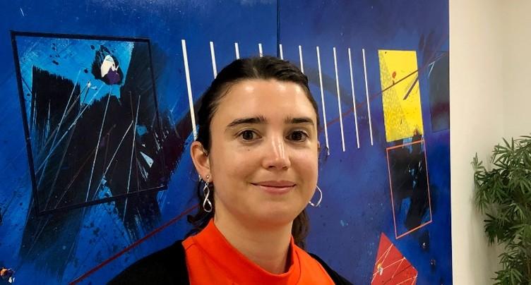 Marie Léa Zwahlen, nouvelle âme du Club 44