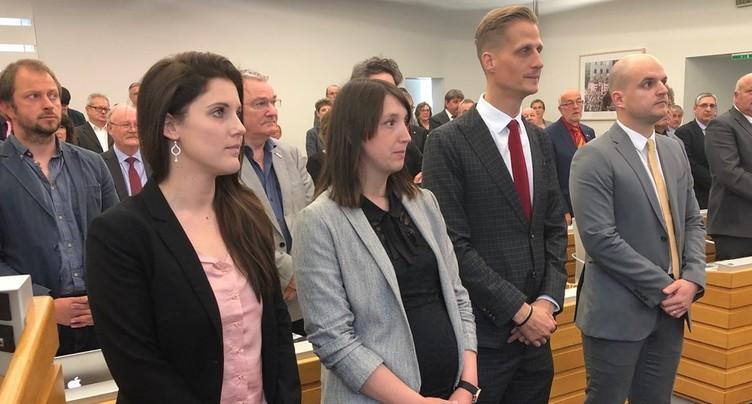 Le Parlement jurassien élit des juges