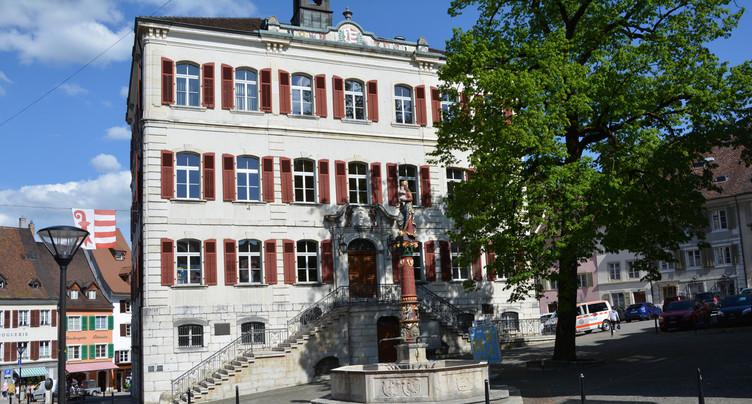 Le vote sur le budget de Delémont le 30 juin