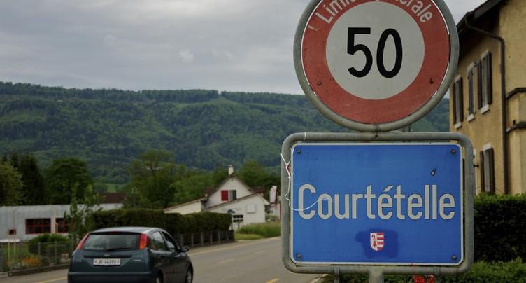 Courtételle accepte de financer la revitalisation du ruisseau de Châtillon