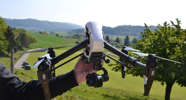 Des drones pour sauver les faons