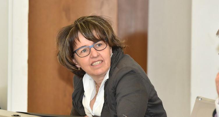Elisabeth Baume-Schneider vice-présidente de la CSIAS