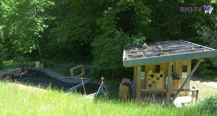 Le Jardin botanique rend hommage aux sols