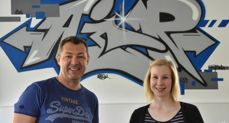 Nouveaux murs pour l'Action jeunesse régionale à Tramelan