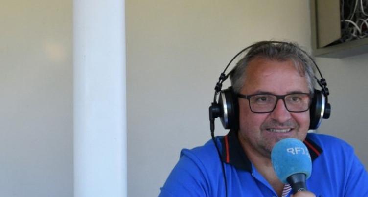 Cyrille Maillard directeur technique de la Fondation Gilbert Facchinetti