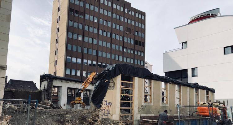 La Chaux-de-Fonds : démolition illégale au cœur du périmètre Unesco