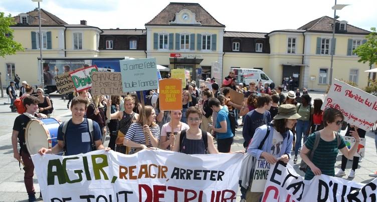 La grève pour le climat s'essouffle