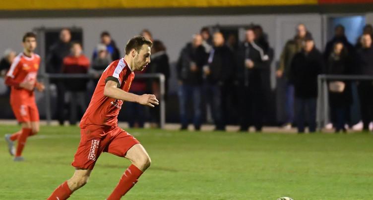 Le FC Tavannes/Tramelan se fait surprendre