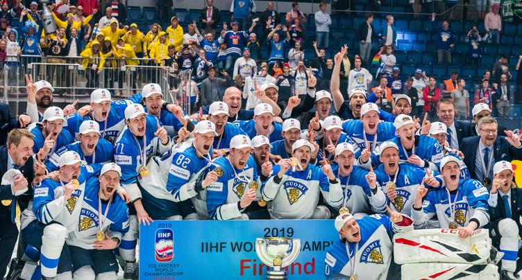 La Finlande remporte son 3e titre mondial