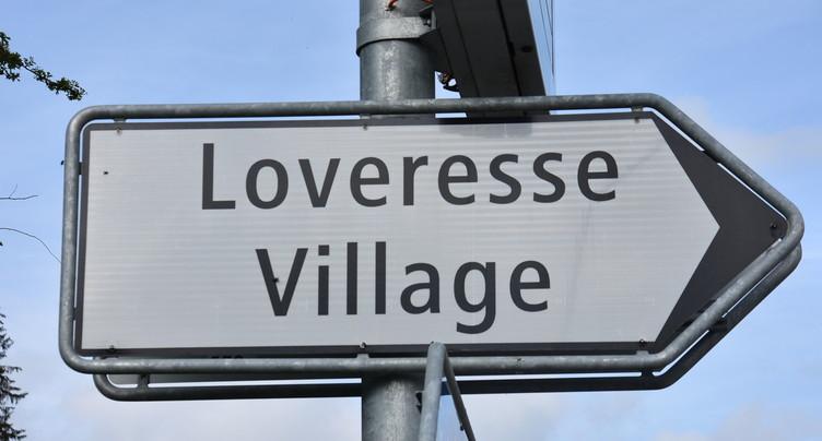 Démission à Loverese
