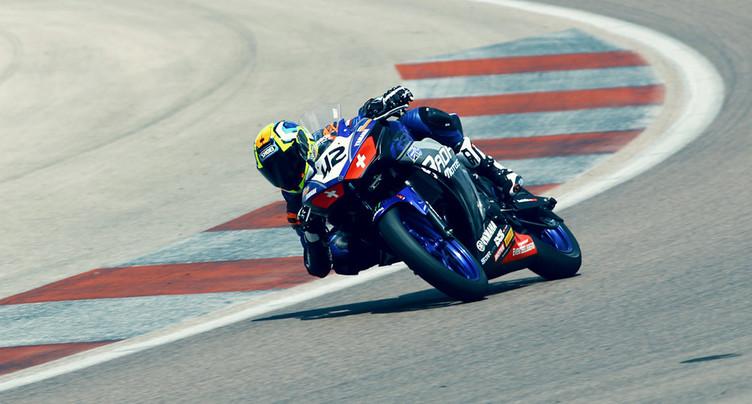 Deux podiums pour Stéphane Frossard
