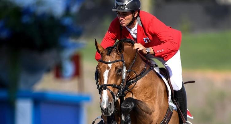 Steve Guerdat retenu pour les Championnats d'Europe