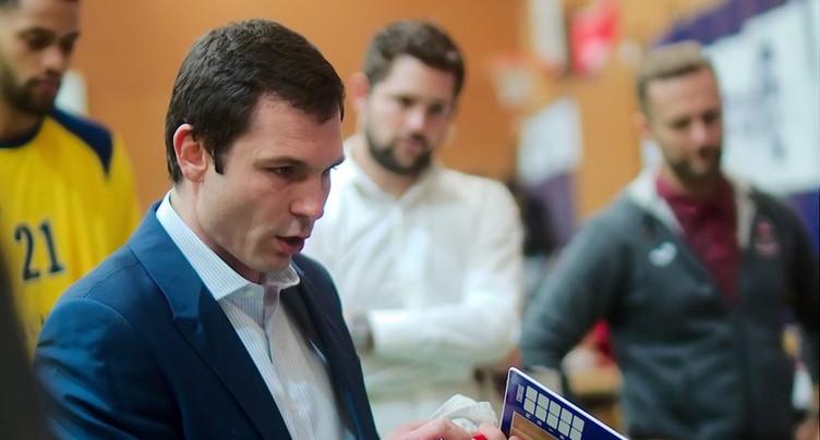 Le BCB confirme Vladimir Ruzicic comme nouvel entraîneur
