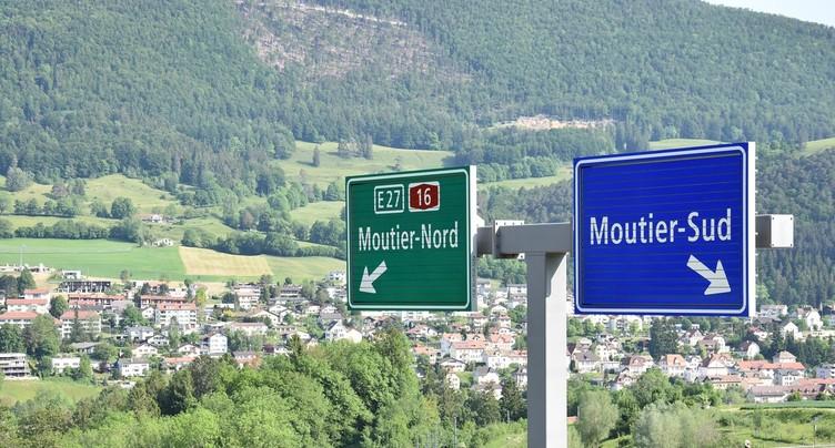 Moutier a perdu 17 habitants en 2019