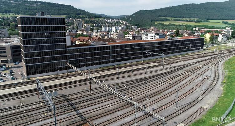 Déménagement de l'administration cantonale de Morépont à Strate-J : éclairage