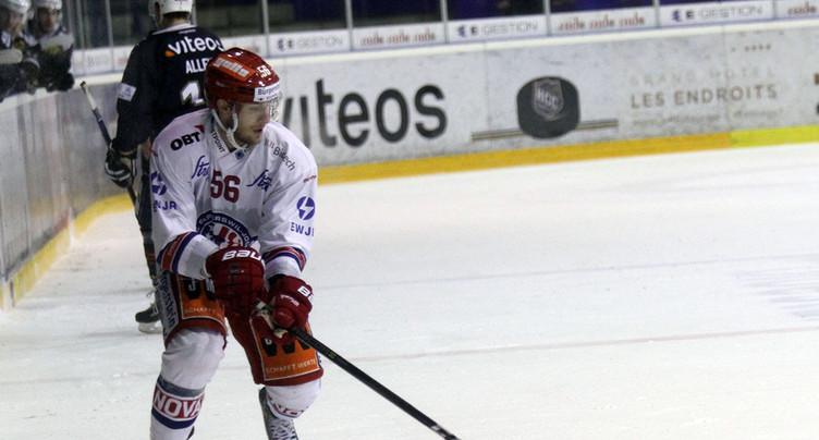 Frédéric Iglesias patinera aux Mélèzes