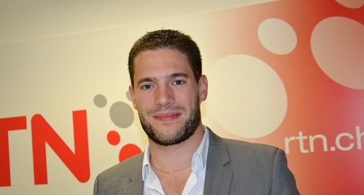 Grégoire Matthey quitte le HC Uni