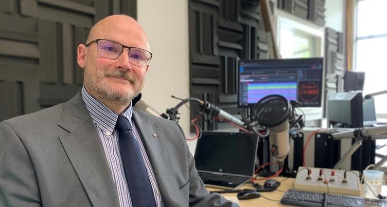Yvan Perrin démissionne de son poste de vice-président de l'UDC neuchâteloise