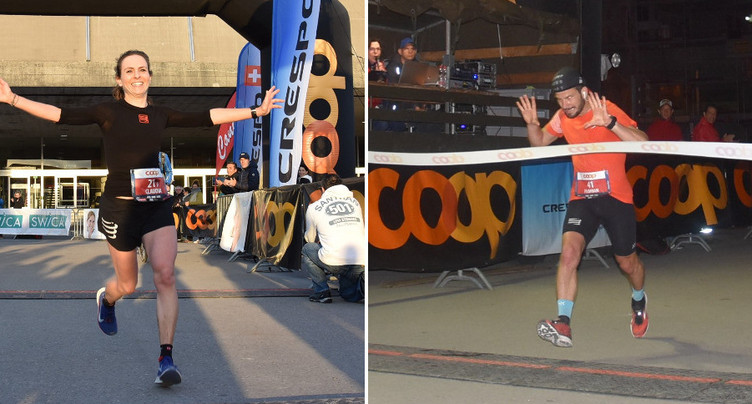 Double victoire romande aux 100 km de Bienne
