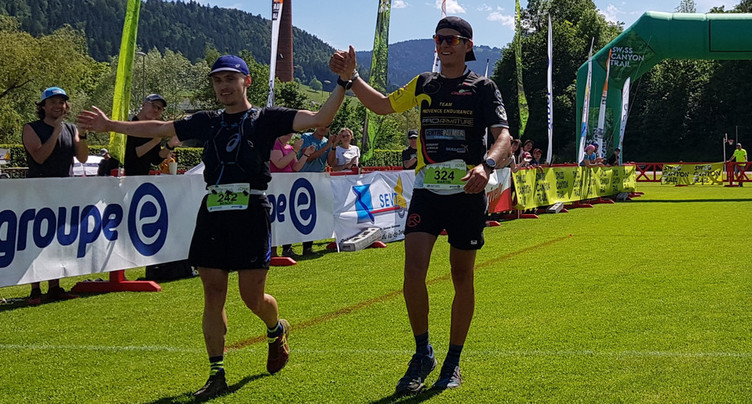 Performances de haut vol au Swiss Canyon Trail