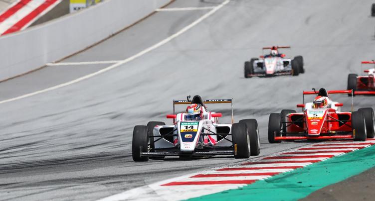 Grégoire Saucy accroche un top 10 en Autriche