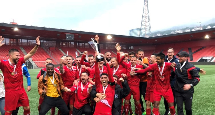 Le FC Béroche-Gorgier remporte la Coupe neuchâteloise