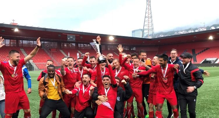 Le FC Béroche-Gorgier qualifié pour les 16es de finale