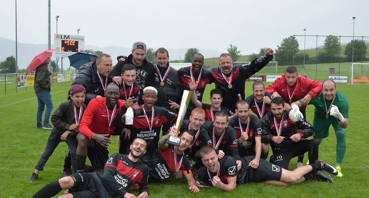 Le FC Courgenay couronne sa saison