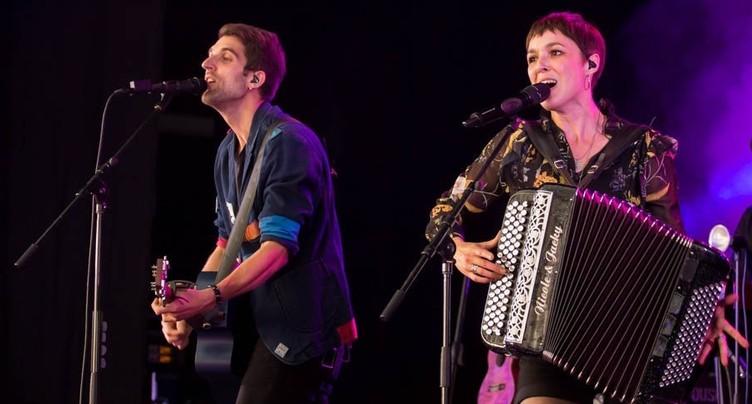 Pas de prix pour Carrousel et Sim's aux Swiss Live Talents 2019