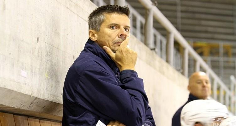 Le HC Uni prolonge le contrat de Marc Gaudreault