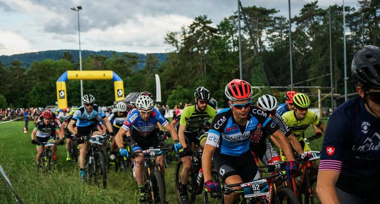 Victor Lab et Géraldine Meyrat s'offrent la 2e étape des TJ Series