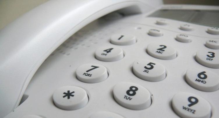 Retour à la normale sur les réseaux téléphoniques