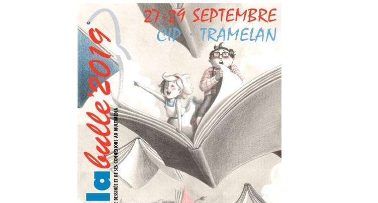 Tramlabulle dévoile l'affiche de sa 23e édition