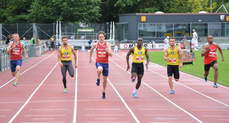 Report du meeting d'ouverture de Delémont Athlétisme