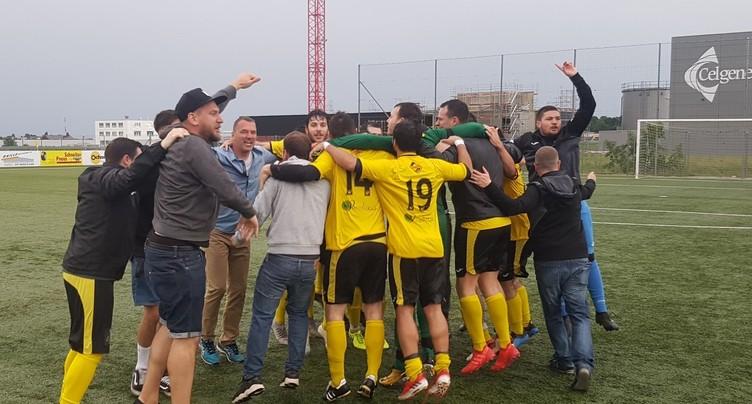 Le FC Marin refuse sa promotion