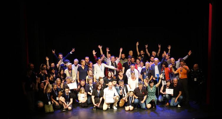 Le théâtre amateur à l'honneur à Colombier