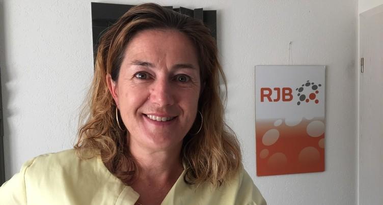 La Matinale : le bilinguisme vu par Virginie Borel