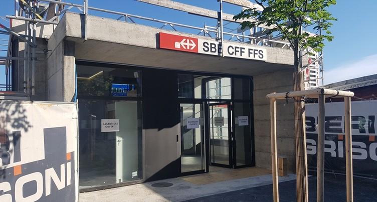 La Chaux-de-Fonds : les ascenseurs de la gare sont rouverts