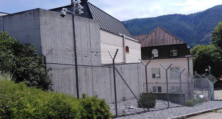 Mesures plus strictes dans les prisons bernoises