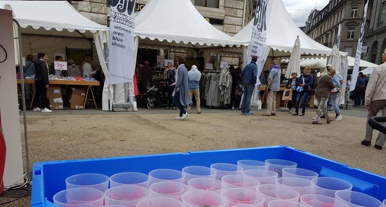 L'Abbaye de Fleurier passe à la vaisselle réutilisable