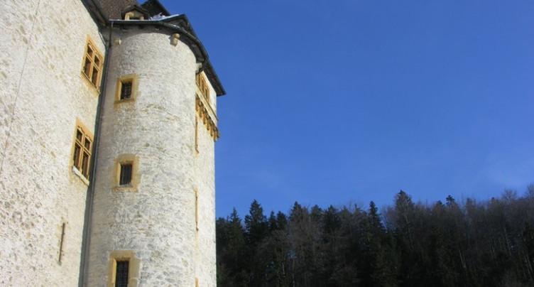 Du rock au château de Valangin