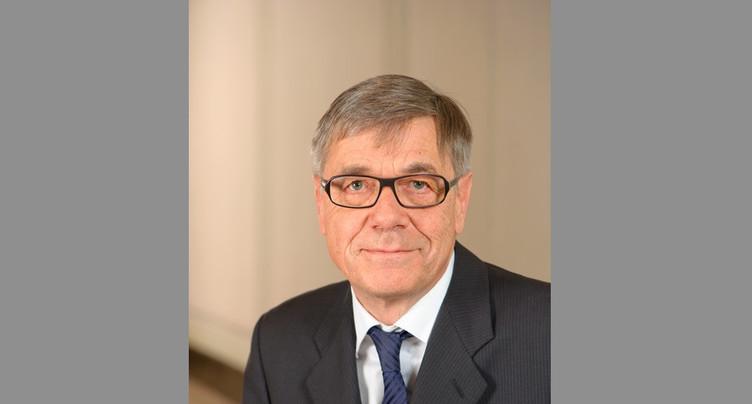 Le juge fédéral jurassien Jean-Maurice Frésard part à la retraite