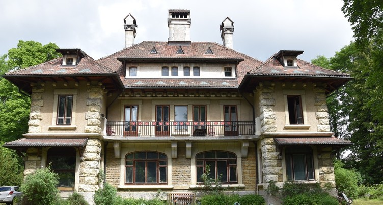 Les secrets de l'urbanisme horloger (2/5): la villa Gallet