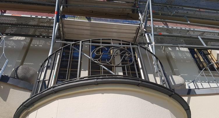 Les sercrets de l'urbanisme horloger (4/5): la villa La Forêt