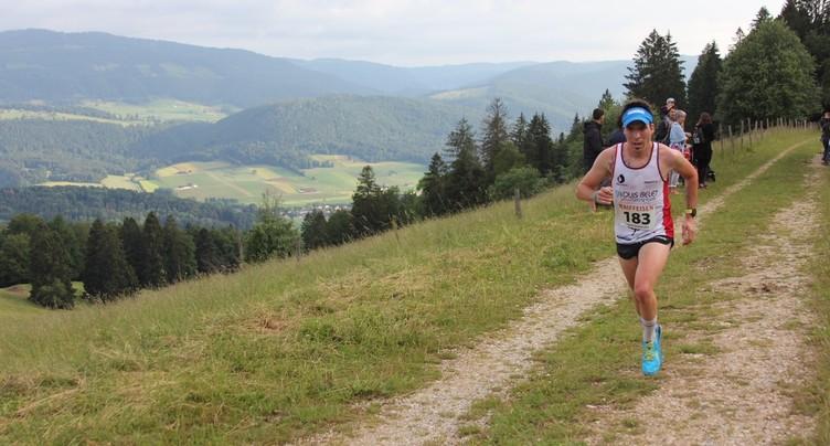 Jérémy Hunt et Morgane Crausaz dominent la course Vicques-Rétemberg