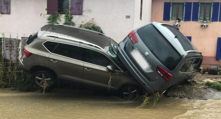 Point de contact pour les sinistrés de Val-de-Ruz