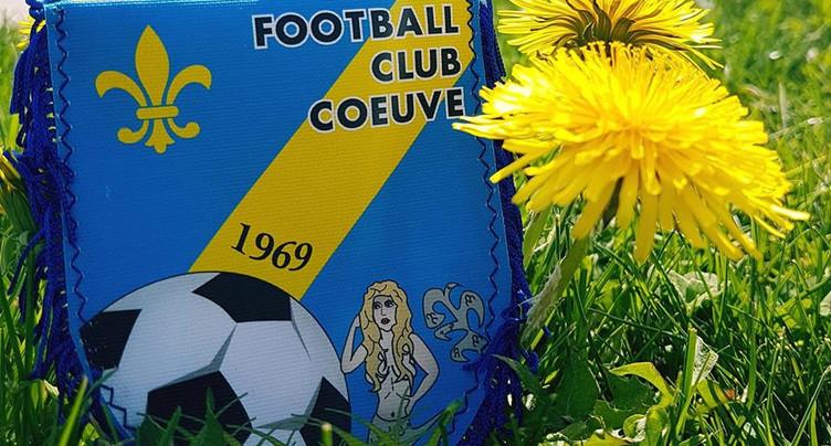 L'équipe féminine du FC Coeuve est la plus fair-play de l'année